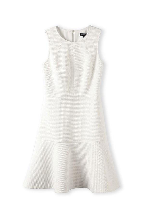 "Dress, $229, Country Road, <a href=""http://www.countryroad.com.au"">countryroad.com.au</a>"