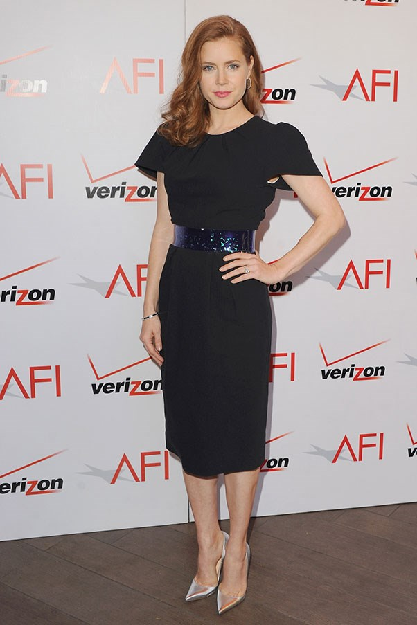 Amy Adams attends the AFI Awards