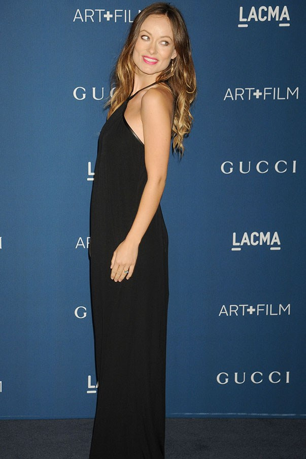 Olivia Wilde attends the LACMA 2013 Art + Film Gala in November of 2013.