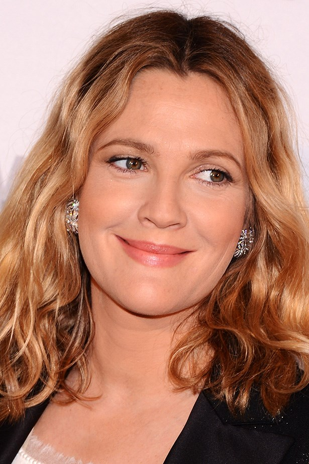 With newly blonde mid-length hair, Barrymore went to the New York City Ballet's 2012 Spring Gala.