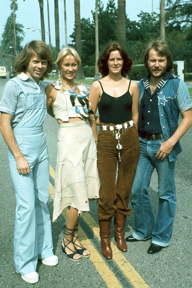 """1. ABBA. They won the Eurovision Song Contest in 1974 with """"Waterloo"""" and have never looked back."""