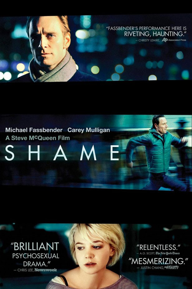"<strong>Shame</strong><br> Though technically not a villain, Fassbender's portrayal of a sex addict, whose moral emptiness hurts everyone he loves, was twisted in all the right ways. Co-star Carey Mulligan, who played his sister Sissy, knows all too well how far he went to get inside the mind of his dark character Brendan: ""[While filming] I saw the danger in him,"" she told reporters during a press junket. ""Whether it was a violent, aggressive scene or a calm and empathetic one, I saw danger there."""
