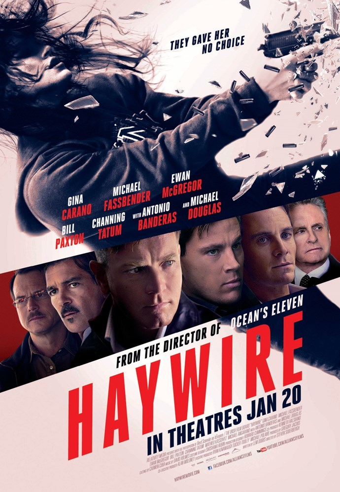 "<strong>Haywire</strong><br> Along with Ewan McGregor and Antonio Banderas, Fassbender played a secret agent who's hunted down by a female colleague they betrayed. The role called on him to beat up mixed martial arts fighter-turned-actress Gina Carano in the Steven Soderbergh action movie, which he says didn't faze him because he was able to stay grounded to reality: ""This isn't Michael Fassbender doing this, it's the character. I'm here to serve the story and the character. And in real life, Gina would beat the shit out of me in any circumstance."""