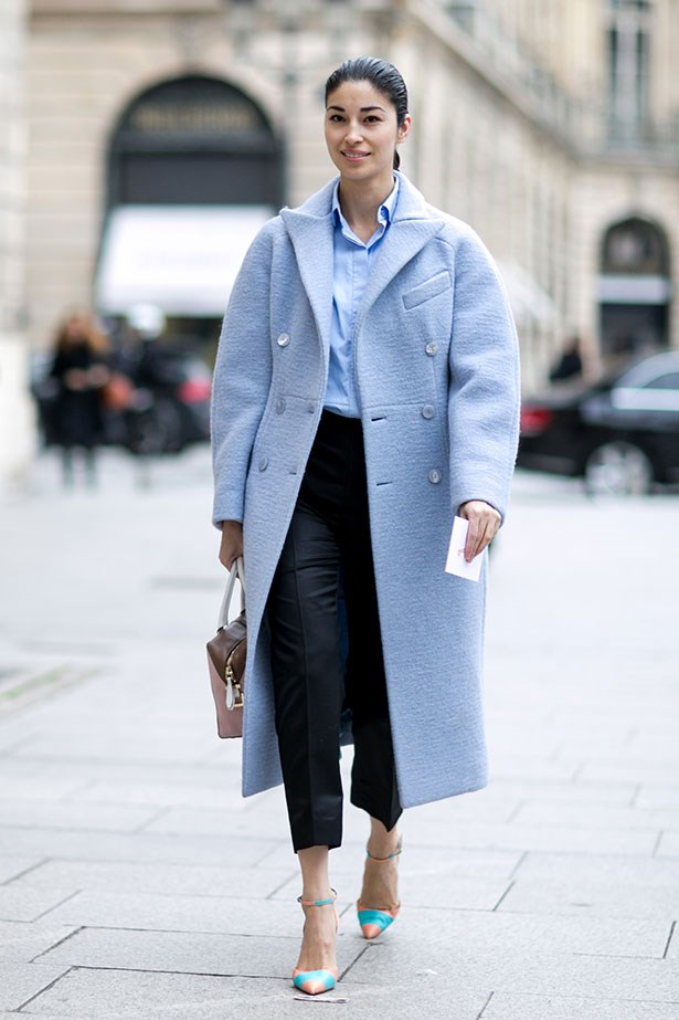 Street style: Paris Couture shows AW13-14