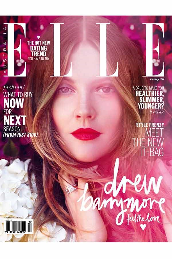 Elle Australia February issue