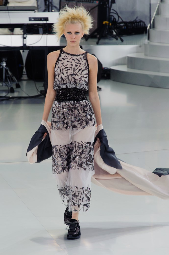 Chanel Haute Couture SS14