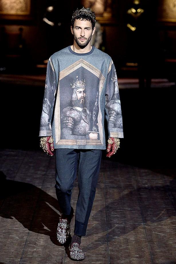 Dolce & Gabbana AW14