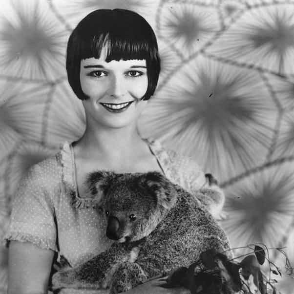 All the way back in 1928 film star flapper Louise Brooks learned the appeal of eucalyptus.