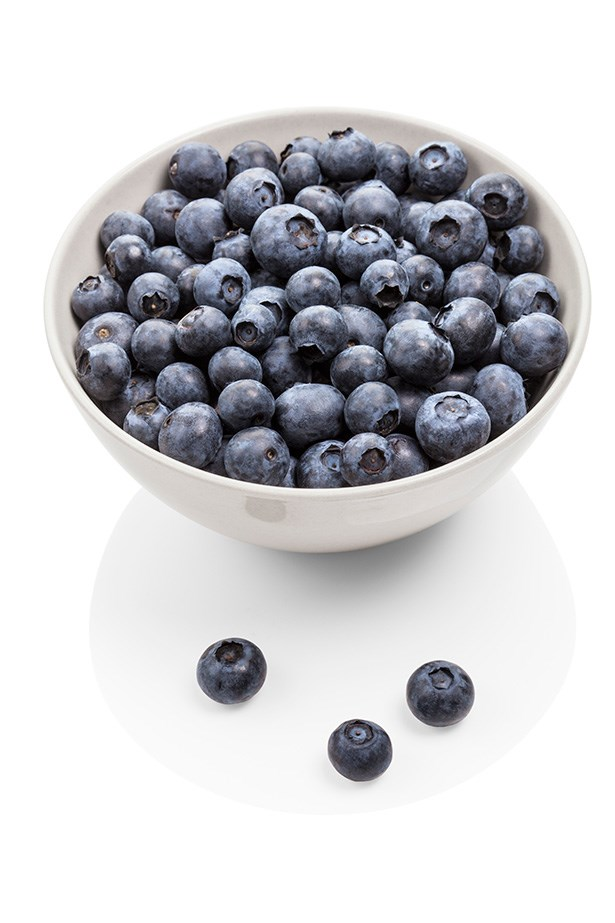 <strong>After spin class<BR></strong> Sore muscles after that intense spin class? Not only are blueberries a tasty and portable post-workout snack, they're packed with antioxidants which can help relieve soreness and accelerate muscle recovery.