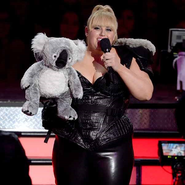 "Anyone can meet a koala, but it takes someone with <a href=""http://www.elle.com.au/pop-culture/elle-interview/2013/12/elle-interview-rebel-wilson/"">Rebel Wilson</a>'s moxie to dance with one."