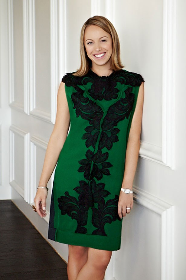 <p>Eve Thomas, Styling Director at The Outnet.com</p>