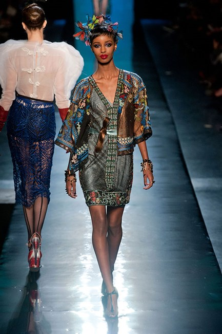 Jean Paul Gaultier Haute Couture SS14