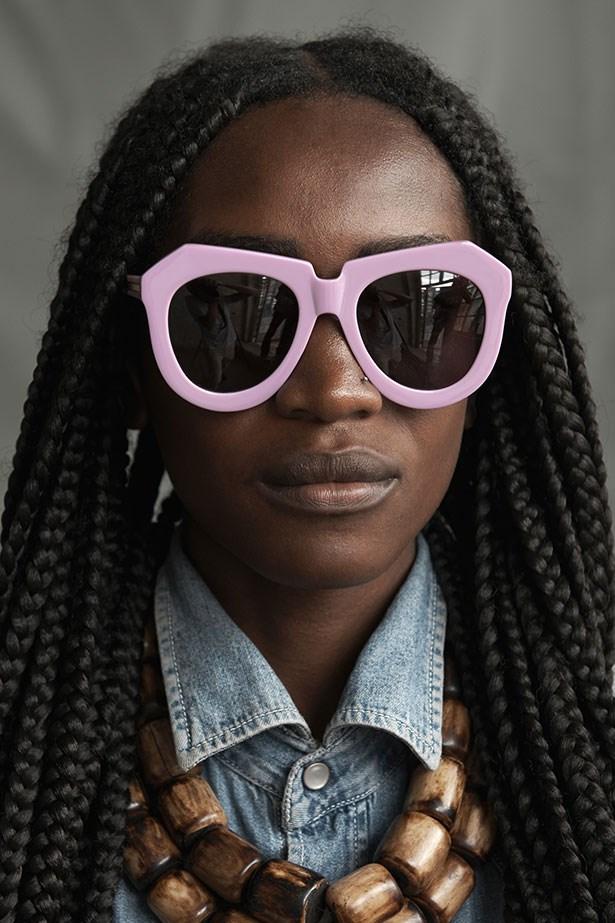 Karen Walker's 'Visible' campaign