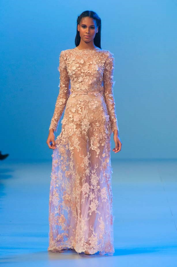Elie Saab Haute Couture SS14