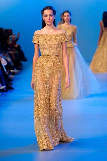 Elie Saab Haute Couture SS14 Look