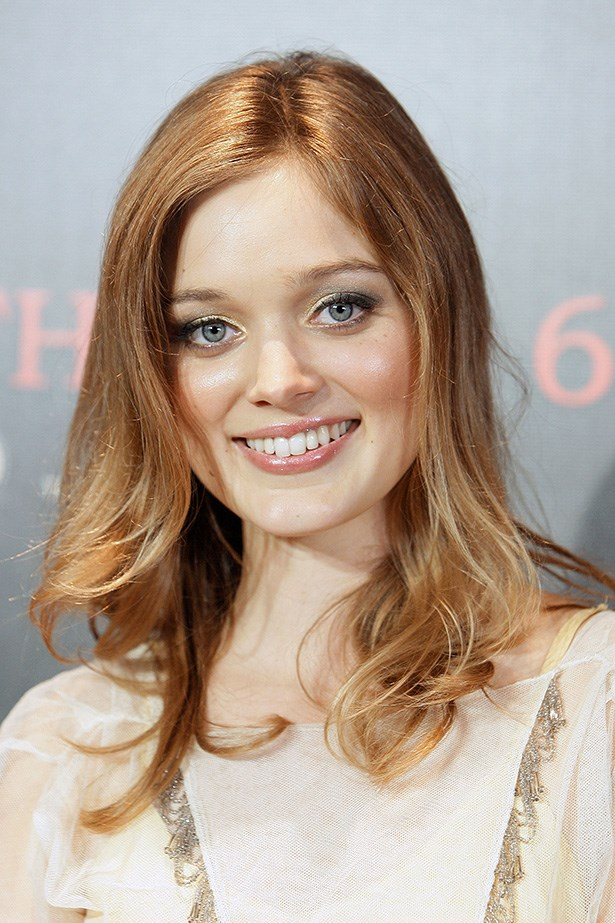 Copper haired and fresh faced, the young star went to the premiere of her first feature film, <em>Beneath Hill 60</em>, back in 2010.