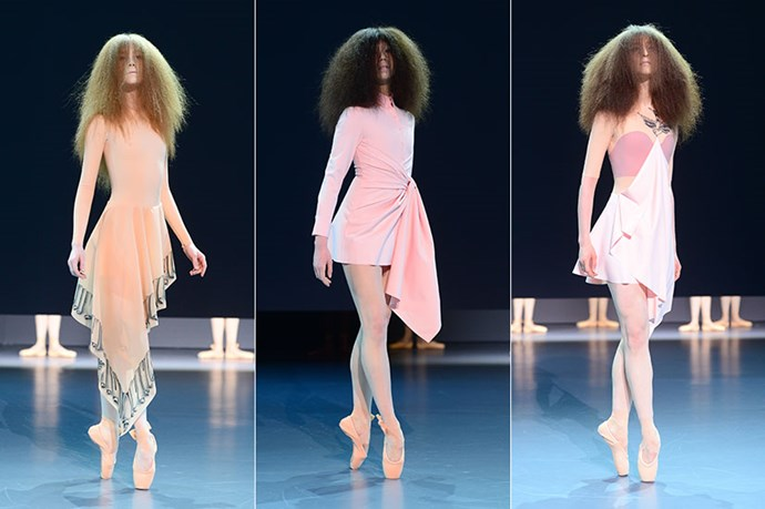 <p><strong>4. Viktor & Rolf </strong></p> <p>The fashion house bumped models for ballerinas at their couture show casting members of the Dutch National Ballet to show off their new collection. The final bow came with the release of its newest scent, Bonbon, when the ad campaign was plastered on screen for all to see.</p>