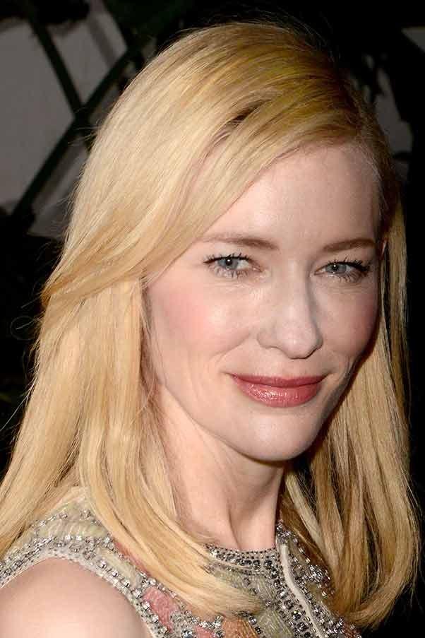 Cate Blanchett at the Santa Barbara International Film Festival