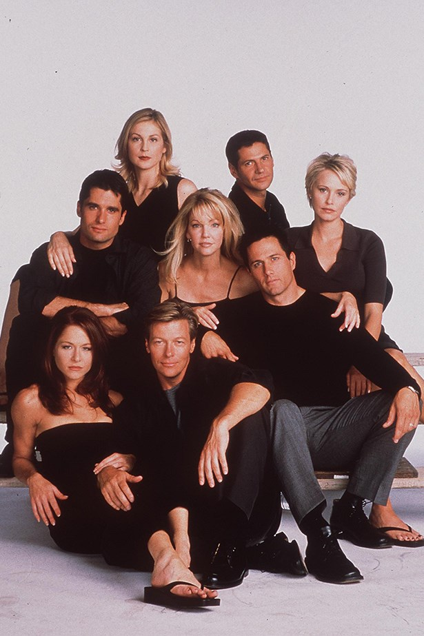 <p><strong>Melrose Place</strong></p> <p>To be honest, we can't remember a lot about this show, but Amanda Woodward's work wardrobe will be forever etched in our memories. Who didn't want to break some balls in a red power suit and heels once they'd seen Amanda do it?</p>