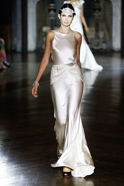 Johanna Johnson: Wedding dress trends for 2014