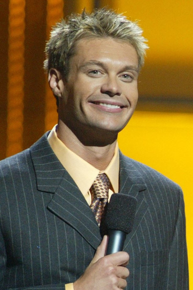 We can thank Ryan Seacrest and his frosted tips for driving the trend through the early Noughties.
