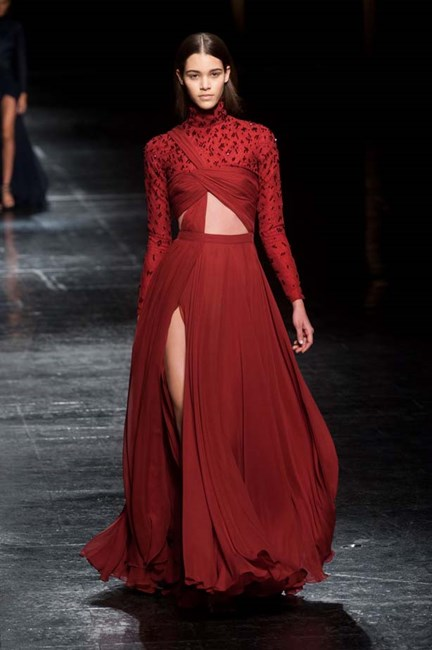 Prabal Gurung AW14-15 Look 37