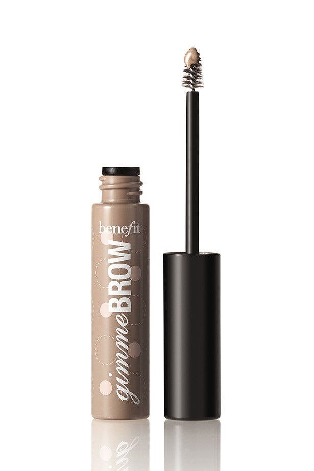 "Gimme Brow, $32, Benefit , <a href=""http://myer.com.au/benefit"">myer.com.au/benefit</a> We can't all have Cara-esque brows but Gimme Brow can help us fake it. The formula deposits micro fibres that adhere to hair, creating the illusion of thicker brows."