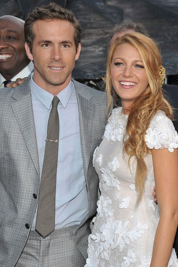 WHO: Blake Lively and Ryan Reynolds<br> THE DATE: Making snow angels together, then a cosy home-cooked candlelight dinner, whipped up by Blake in an elegantly appointed Connecticut holiday house.