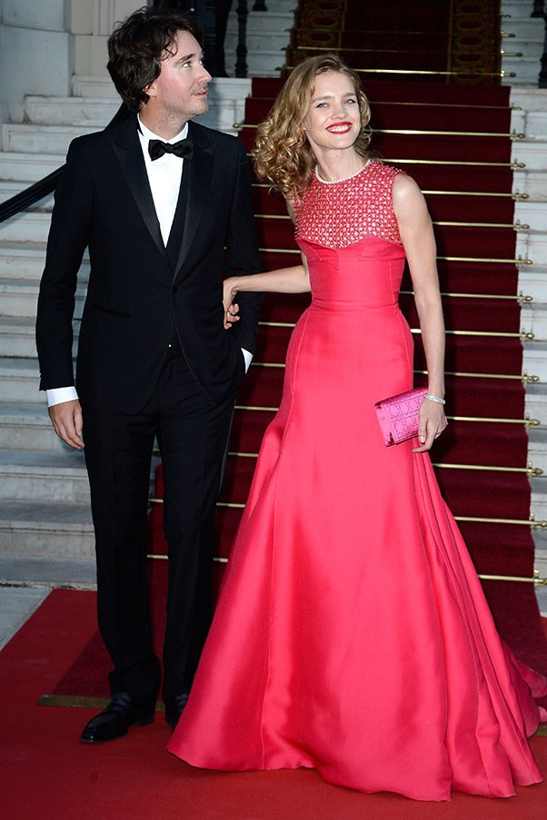 WHO: Natalia Vodianova and Antoine Arnault <br> THE DATE: A trip to a Swiss chalet, for a prenatal massage (just for Natalia) then fondue and bedtime stories read aloud by an open fire.