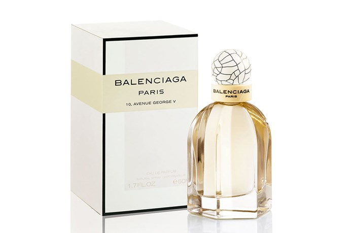 Balenciaga Paris, $150 for 50ml, 1800 812 663 <p>Fall in love with this French fancy- a favourite of actress Charlotte Gainsbourg