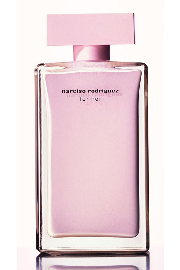 For Her Eau de Parfum, $195 for 100ml, Narciso Rodriguez, 02 9695 5678 <p>The musk layers of this fragrance make it unique (yet always sexy) to each wearer.