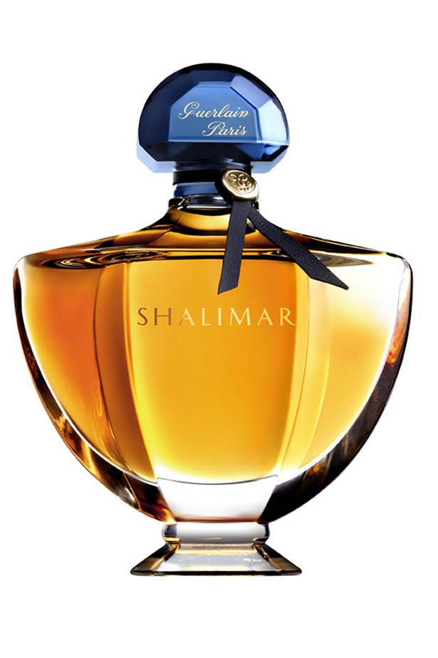 Shalimar, $122 for 50ml, Guerlain, (02) 9698 5678 <p>Guerlain's most romantic fragrance was inspired by the love between Emperor Shah Jahan and his wife Mumtaz Mahal, the woman he built the Taj Mahal for after her death.