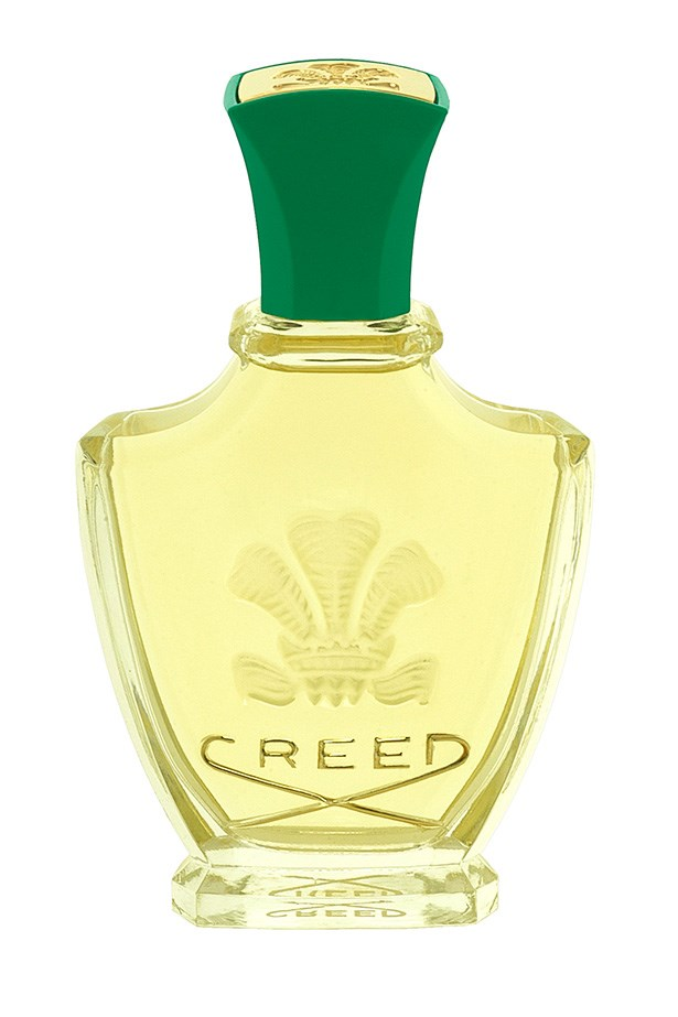 Fleurissimo, $259 for 75ml, Creed, (07) 3846 2227 <p>Worn by Grace Kelly on her wedding day, and favoured by Jackie Onassis Kennedy, this fragrance is for the sentimental heart.
