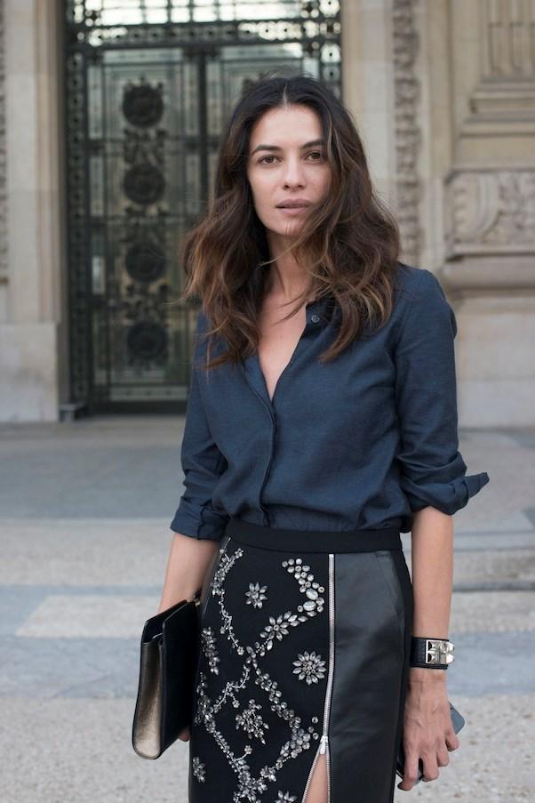 Stylebop's fashion director, Leila Yavari