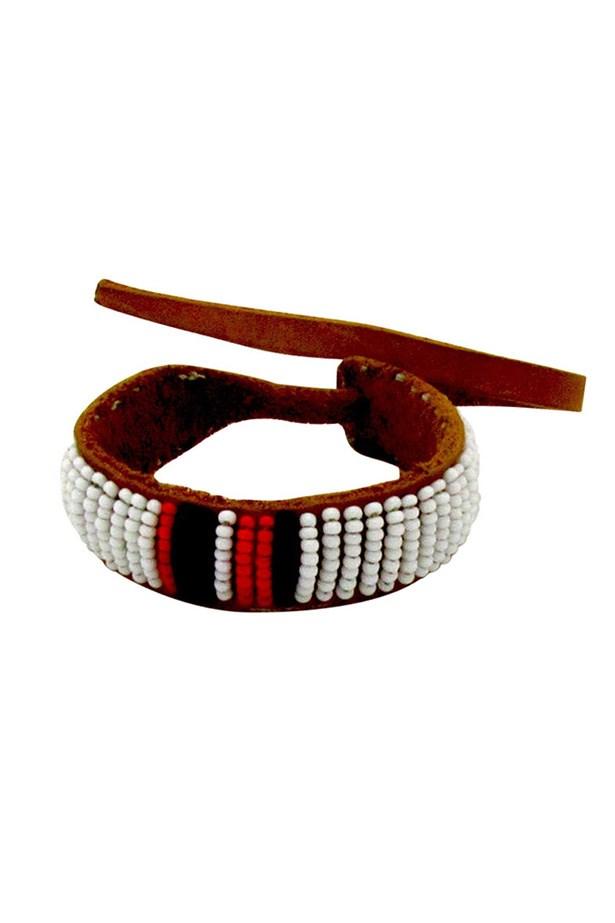 Bracelet, $34, Odisya, odisya.com