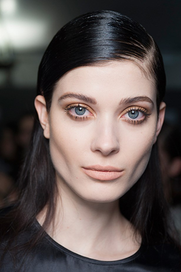 <strong>Lashes<BR></strong> Just Cavalli's separated lashes were defined by Terry Barber for M.A.C.
