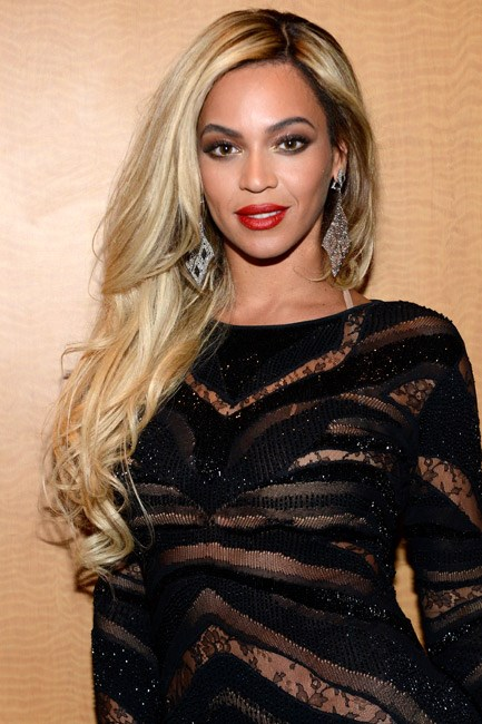 Celebrity muse: Who can keep up with Beyoncé's cuts and colours? This one is definitely a front-runner for a favourite.