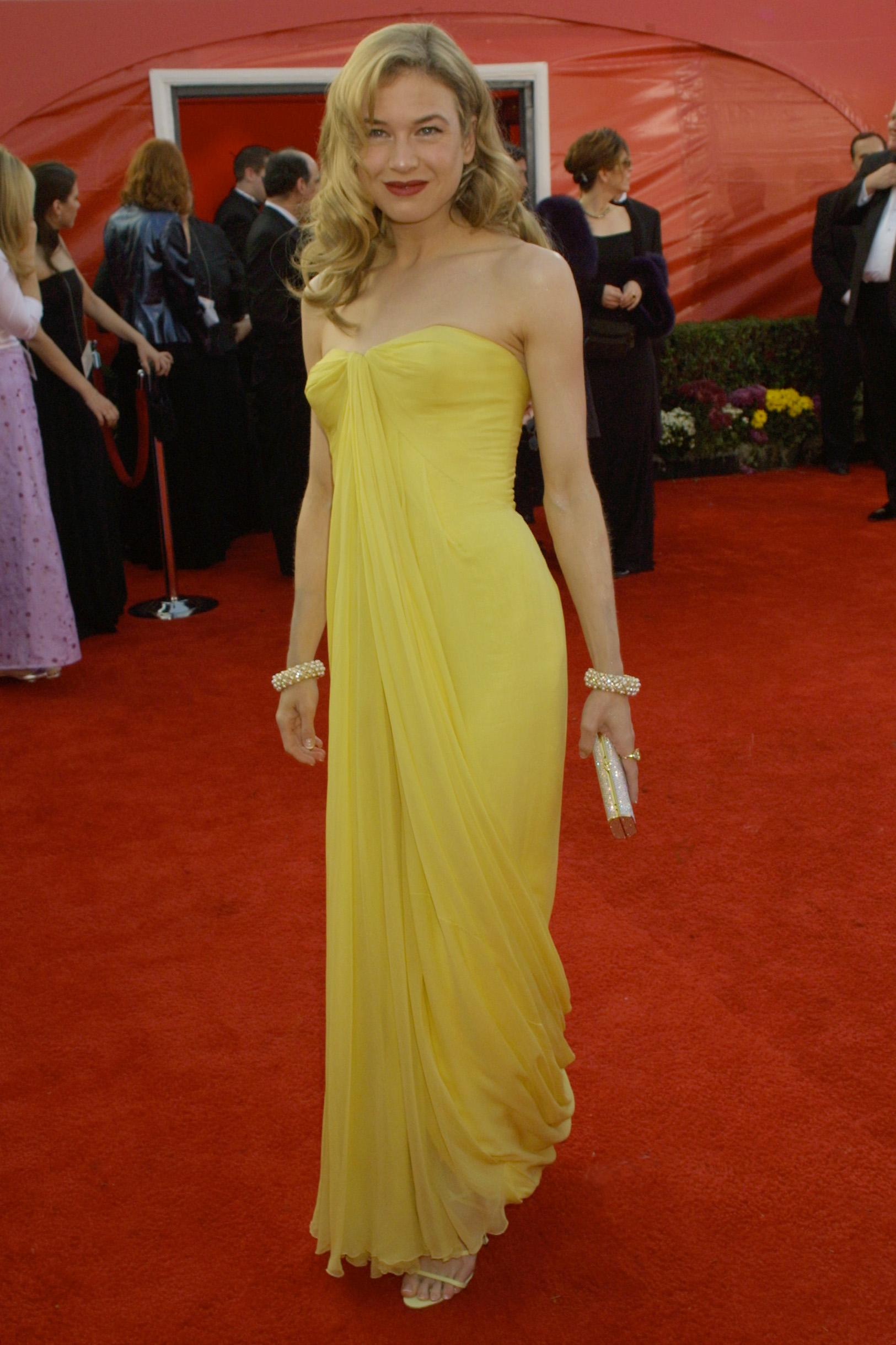Renee Zellweger : Elle