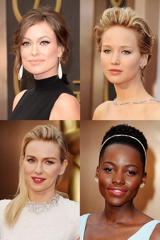 Beauty at the Oscars