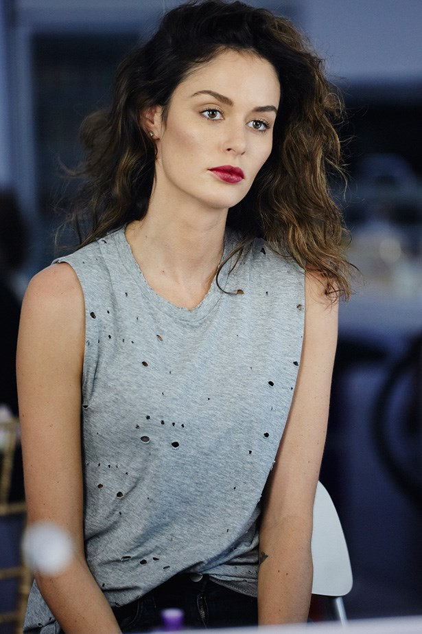 Nicole Trunfio for QVB