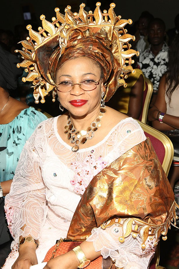 <strong>Folorunsho Alakija</strong><br> <br> Nigeria's first female billionaire, 63-year-old Folorunsho Alkija made her $US2.5 billion mostly through oil. Fun Fact: Before her 1% status, she also founded Supreme Stiches, a high society fashion label. <br>Billionaire Rank: #687