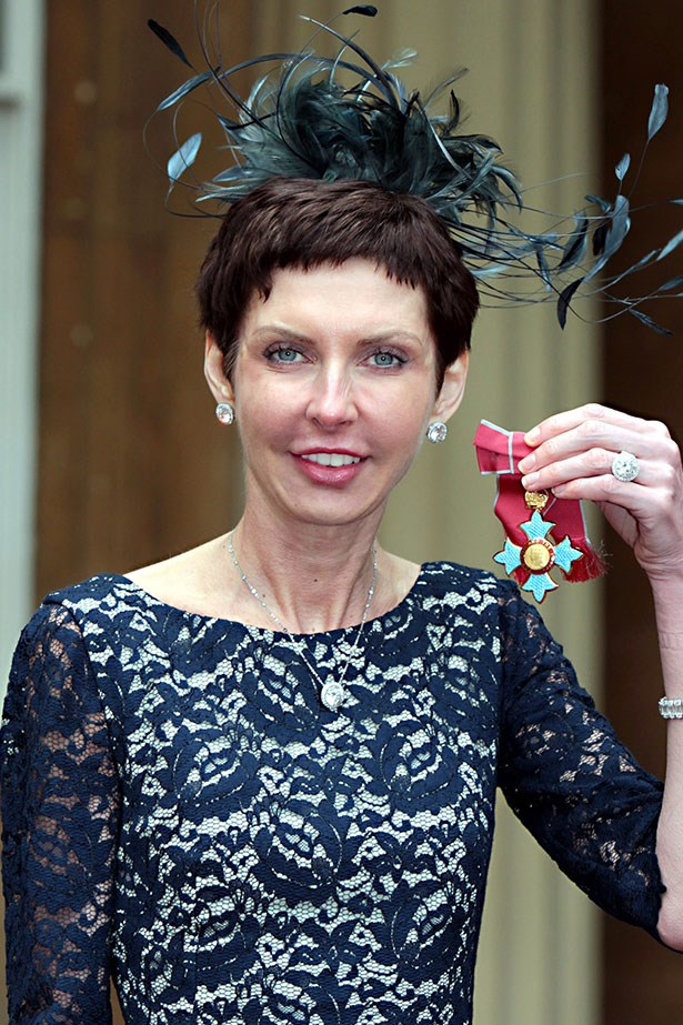<strong>Denise Coates</strong><br> <br> 46-year old Brit, Denise Coates' $1.6 billion net worth was made from launching into the online gambling market in 2000, sales at her site bet365.com hit $1.6 billion last year. <br>Billionaire rank: #1092