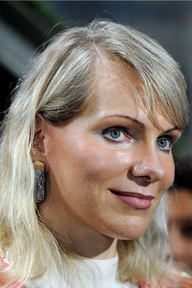<strong>Margarita Louis-Dreyfus</strong><br> <br> Chairman of the Louis Dreyfus, a French commodities conglomerate, Zurich local Margarita Louis-Dreyfus took over the company after the death of her husband. Her net worth is $US8.1 billion. <br>Billionaire rank: #165