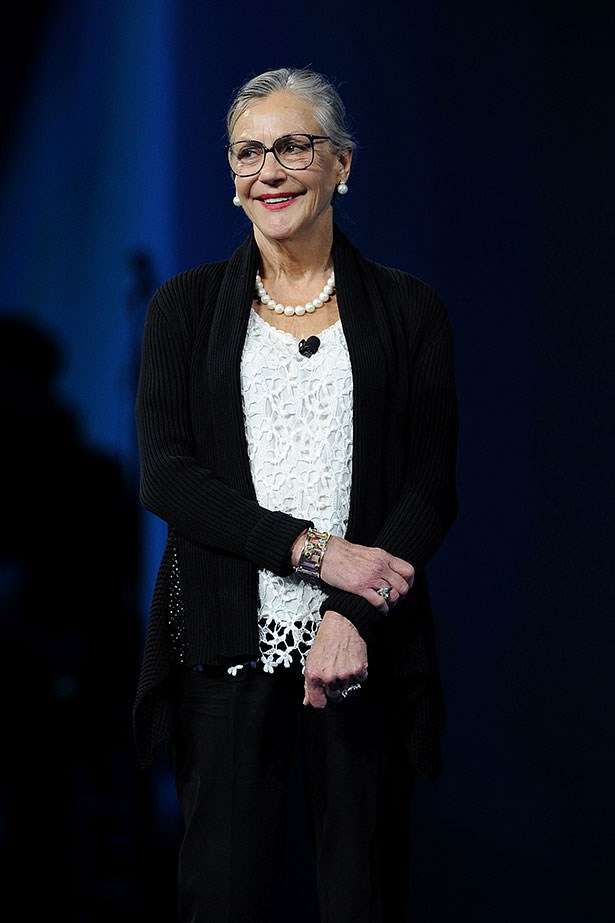 <strong>Alice Walton</strong><br> <br> Philanthropist and Wal-Mart heiress, 64-year-old Alice Walton inherited her $US34.3 billion fortune from her father, Sam Walton. She is passionate about the arts and education. <br> Billionaire rank: #13