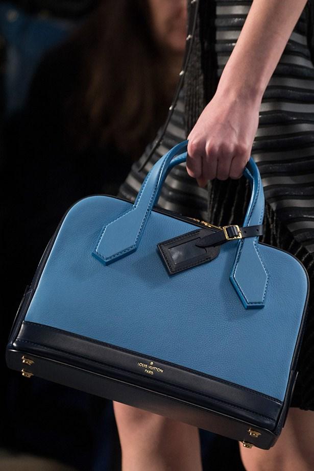 Beautiful details at Louis Vuitton.