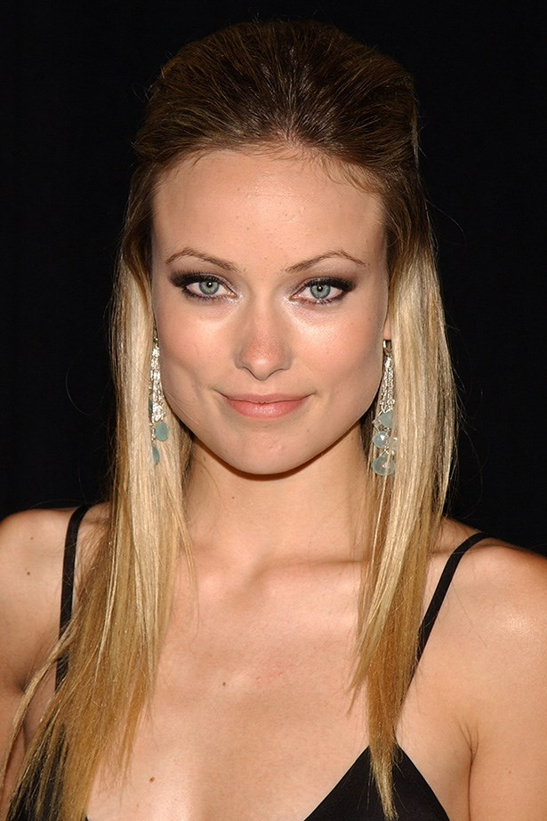 Blonde balayage and a smoky eye is the star's go-to look for a Maxim magazine event in 2005.