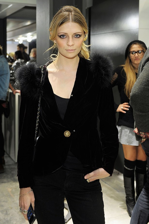 Mischa Barton at the G-Star Rodeo Drive store opening in 2011.