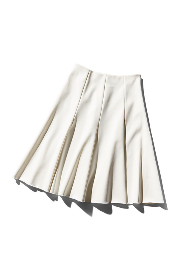 "<p><strong>The neoprene skirt</strong><p> <p>Even HRH Kate would agree a demure length and fluted hemline are infinitely more modern when cut into such a sporty fabrication. Flout convention in fashion's ultimate hybrid.</p> <p>Skirt, $99.95, Witchery, <a href=""http://www.witchery.com.au"">witchery.com.au</a></p>"