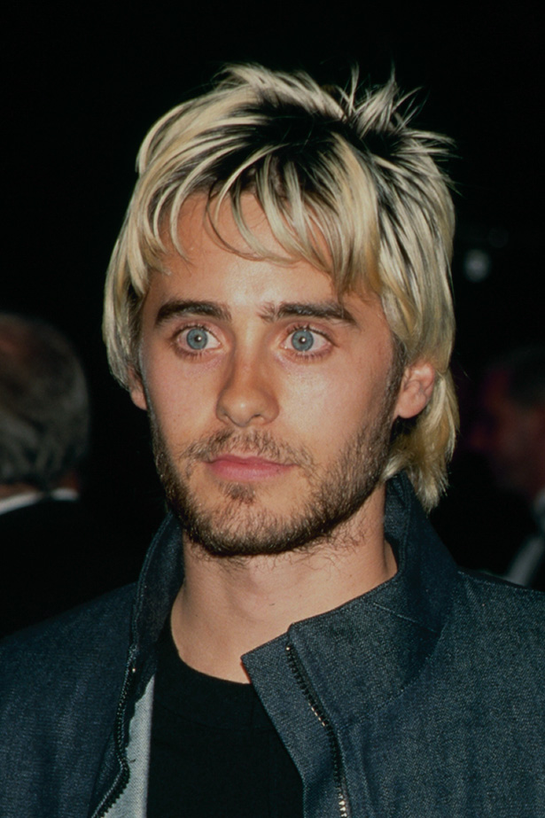 Leto In 1990 What Would Be A Decade Of Bleach And Shaggy