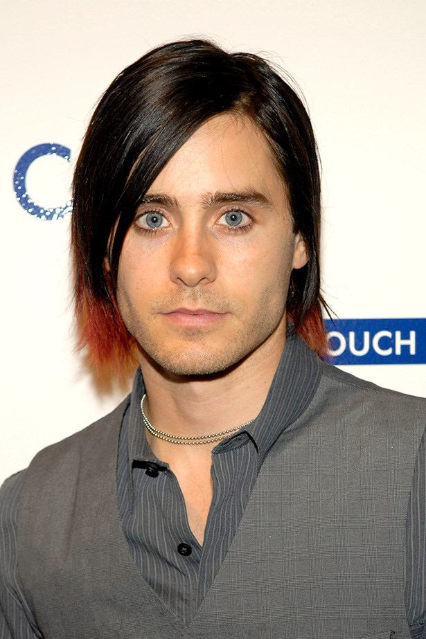 The singer acquired copper-tipped lengths on the 2006, Thirty Seconds to Mars tour circuit.